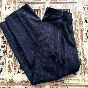 Yves Saint Laurent Vintage Pinstripe Pants
